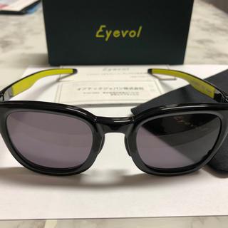 美品!eyevol サングラス WINZELER Ⅱ XL アイヴォルサングラス(サングラス/メガネ)