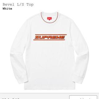 シュプリーム(Supreme)のsupreme Bevel L/S Top(Tシャツ/カットソー(七分/長袖))