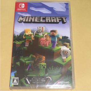 ニンテンドースイッチ(Nintendo Switch)のMinecraft Nintendo Switch版 新品未開封(家庭用ゲームソフト)