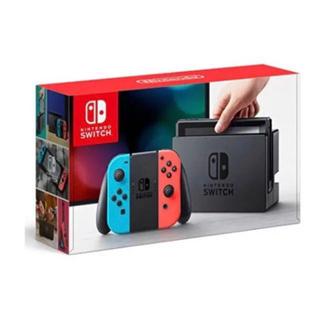 ニンテンドースイッチ(Nintendo Switch)の任天堂スイッチ 新品(家庭用ゲーム本体)