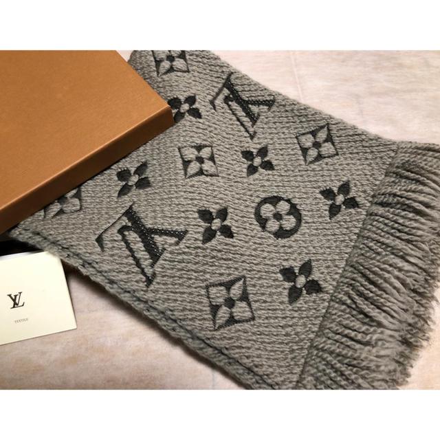 4cdcd18a5e84 LOUIS VUITTON - 美品です❤ ルイヴィトン エシャルプ・ロゴマニア ...