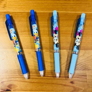 ディズニー(Disney)の新品・未使用【Disney/黒ボールペン】(ペン/マーカー)