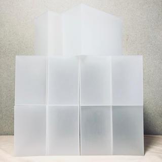 MUJI (無印良品) - ポリプロピレン ファイルボックス