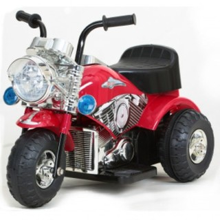 トイザラス(トイザらス)の電動バイク スーパーアメリカンニューパイソン(電車のおもちゃ/車)