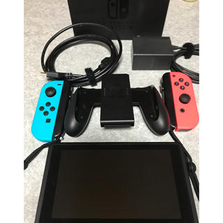 ニンテンドースイッチ(Nintendo Switch)の任天堂 スイッチ(家庭用ゲーム本体)