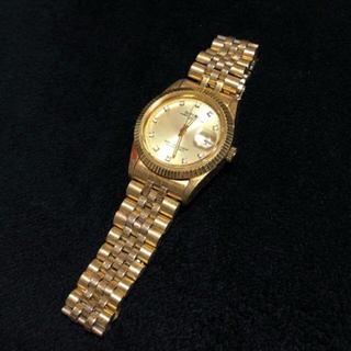 ROYAL 腕時計 金の時計 (金属ベルト)