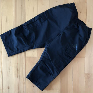 アディダス(adidas)の美品 アディダス 7分丈パンツ ハーフパンツ 140(パンツ/スパッツ)