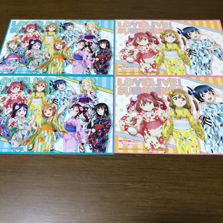 セガ(SEGA)のラブライブ サンシャイン 非売品 カード(キャラクターグッズ)