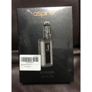 アスパイア(aspire)の定価 9010円 aspire speeder 200w kit (タバコグッズ)