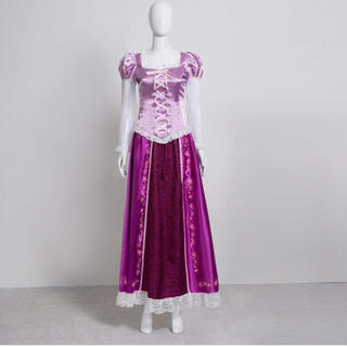 ラプンツェル ドレス(衣装)
