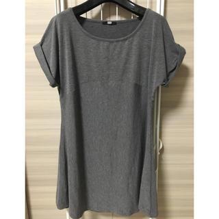 スライ(SLY)のSLY ☆ 半袖Aラインチュニック(Tシャツ(半袖/袖なし))