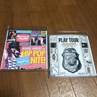 安室奈美恵DVDセット(ミュージック)