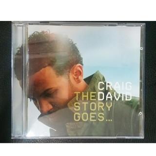 ★最終価格★輸入盤 クレイグ デイヴィッド The Story Goes...♪(R&B/ソウル)