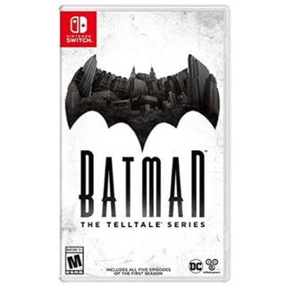 ニンテンドースイッチ(Nintendo Switch)の任天堂SwitchバットマンBatman the telltale series(家庭用ゲームソフト)