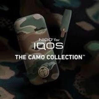 アイコス(IQOS)の専用 アイコス CAMO (タバコグッズ)