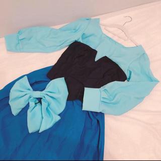 Disney - ハンドメイド衣装⭐️アリエル キスザガール 仮装