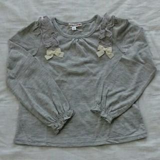 エニィファム(anyFAM)の【新品・タグ付】any FAM カットソー(110cm)(Tシャツ/カットソー)