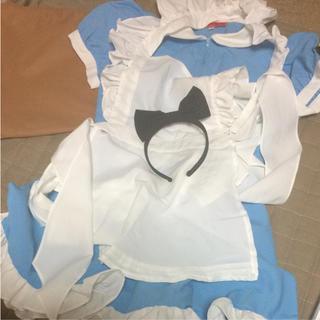 コスプレ 不思議の国のアリス メイド(衣装)