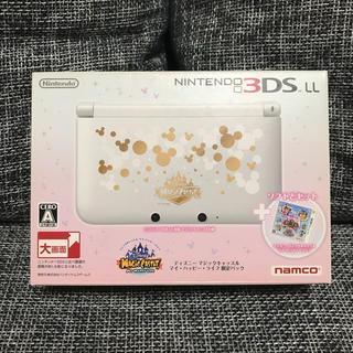 ニンテンドー3DS(ニンテンドー3DS)のNintendo 3DS LL マジックキャッスル マイハッピーライフ  任天堂(携帯用ゲーム本体)