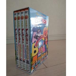 アンパンマン 英語 学習教材 DVD(キッズ/ファミリー)