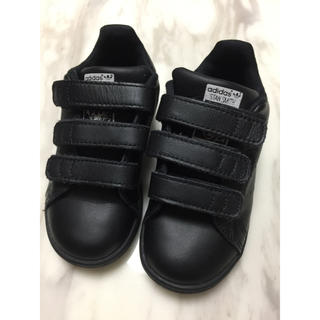 アディダス(adidas)のアディダス スタンスミス ブラック(スニーカー)