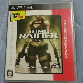 プレイステーション3(PlayStation3)のトゥームレイダー:アンダーワールド(家庭用ゲームソフト)
