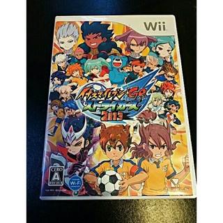ウィー(Wii)のイナズマイレブン GOストライカーズ(家庭用ゲームソフト)