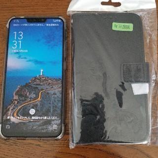 エイスース(ASUS)の台湾版Zenfone5 シルバー simfree 美品(スマートフォン本体)