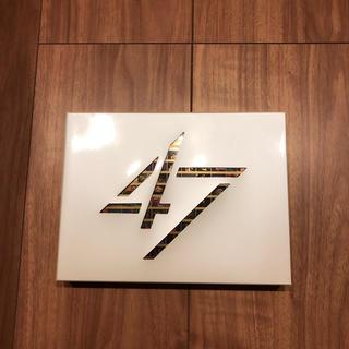 カンジャニエイト(関ジャニ∞)の関ジャニ∞ LIVE DVD 47 初回限定盤(アイドルグッズ)