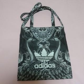 アディダス(adidas)のadidasオリジナルス,adidasトートバッグ,黒(ショルダーバッグ)