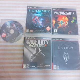 プレイステーション3(PlayStation3)のプレステ3 ソフト5点セット(家庭用ゲームソフト)