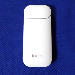 アイコス(IQOS)のアイコス旧型チャージャーホワイト中古品 no5(タバコグッズ)