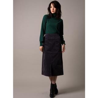 アントマリーズ(Aunt Marie's)の新品 Aunt Marie's コーデュロイロングスカート(ロングスカート)