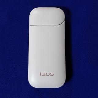 アイコス(IQOS)のアイコス旧型チャージャーホワイト中古品 no6(タバコグッズ)