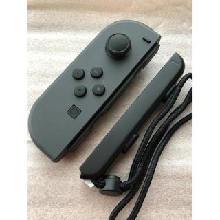 ニンテンドースイッチ(Nintendo Switch)の任天堂スイッチ ジョイコン  グレー 左用(家庭用ゲーム本体)
