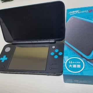 ニンテンドー2DS(ニンテンドー2DS)の[ジャンク品]new Nintendo 2DS LL 本体 (携帯用ゲーム本体)