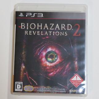 プレイステーション3(PlayStation3)の中古PS3★バイオハザード リベレーションズ2★前作を未プレイでも問題なし(家庭用ゲームソフト)