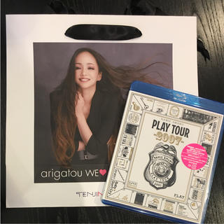 新品未開封♡安室奈美恵/NAMIE AMURO PLAY TOUR 2007(ミュージック)