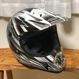 オフロード KBCヘルメット 子供用(モトクロス用品)