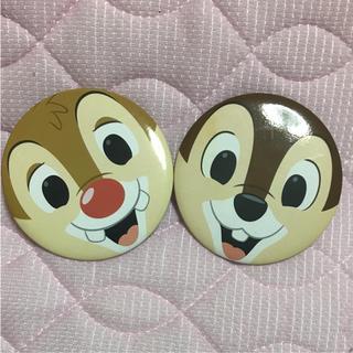 ディズニー(Disney)のディズニー 缶バッチ(バッジ/ピンバッジ)