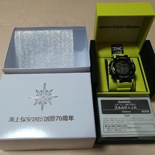 ジーショック(G-SHOCK)の最終値下げ!GWF-D1000JCG-9JR 海上保安庁 フロッグマン(腕時計(デジタル))