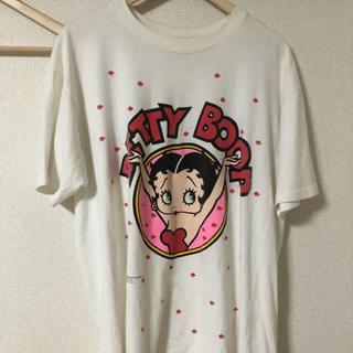 アンビル(Anvil)のベティちゃんTシャツ ビンテージ(Tシャツ/カットソー(半袖/袖なし))