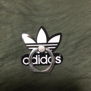 バンカーリング  ロゴ adidas(その他)