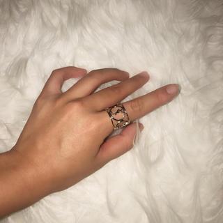 イヴサンローランボーテ(Yves Saint Laurent Beaute)のイブサンローラン 指輪(リング(指輪))
