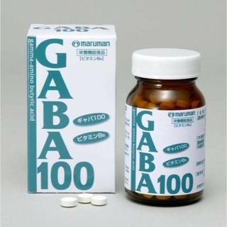 マルマン(Maruman)のマルマン GABA100(ギャバ100) 75粒(ビタミン)