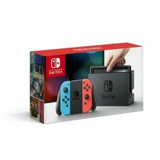 ニンテンドースイッチ(Nintendo Switch)の任天堂switch 新品未使用(家庭用ゲーム本体)