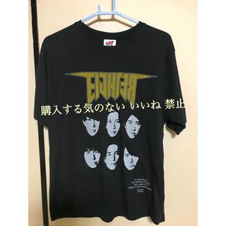 カンジャニエイト(関ジャニ∞)の関ジャニ∞ GR8EST ツアーTシャツ(アイドルグッズ)