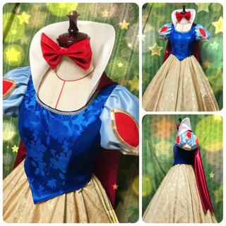 白雪姫 ♡ ドレス ディズニープリンセス 仮装 衣装 (衣装一式)