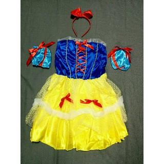 白雪姫 コスプレ衣装 ハロウィン レディース 新品未使用(衣装)