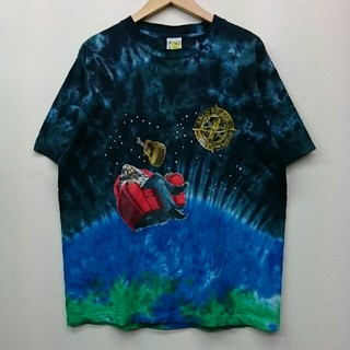 VINTAGE Arlo Guthrie ALL OVER THE WORLD(Tシャツ/カットソー(半袖/袖なし))